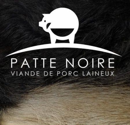 Patte Noire - Viande de porc laineux