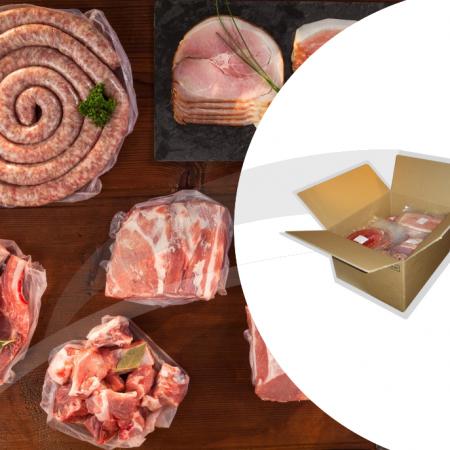 Nos cartons de viande 5kg à 40kg - VERSION ETE